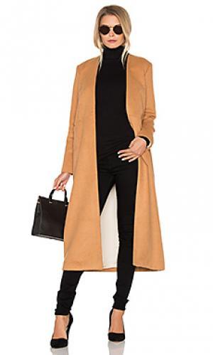 Пальто cuttrell VIVIAN CHAN. Цвет: цвет загара