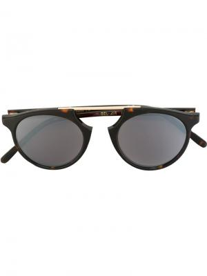Солнцезащитные очки Belair Spektre. Цвет: коричневый
