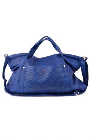 Сумка Vera bags. Цвет: синий