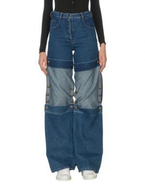 Джинсовые брюки DIOR. Цвет: синий