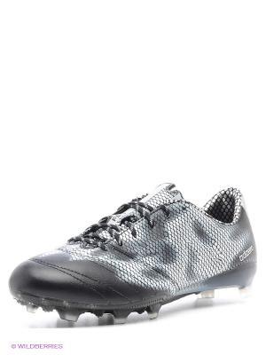 Бутсы F50 Adizero Fg (Lea Adidas. Цвет: черный