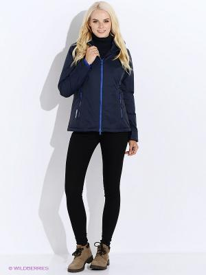 Куртка GEOX. Цвет: темно-синий