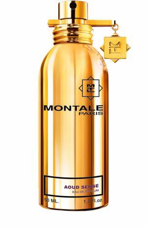 Парфюмерная вода Aoud Sense Montale. Цвет: бесцветный