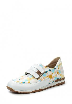 Кроссовки Tapiboo. Цвет: белый