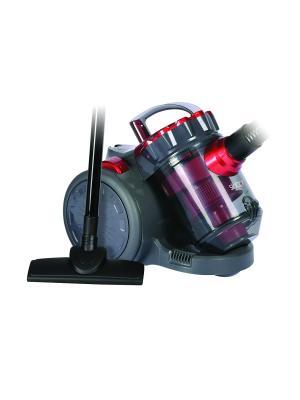 Пылесос Sinbo SVC 3479Z 1800Вт красный/черный. Цвет: красный, черный