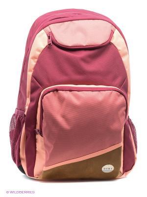Рюкзак ROXY. Цвет: розовый