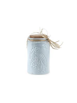 Баночка для соли Frio WESS. Цвет: синий