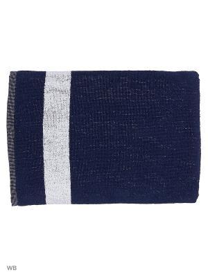 Полотенце ASICS BIG TOWEL LOGO PRINT. Цвет: темно-синий
