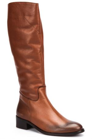 High boots Otto Kern. Цвет: brown
