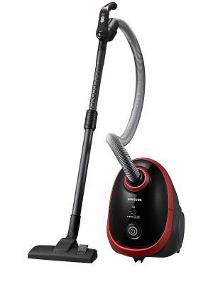 Пылесос Samsung SC5491 2100Вт черный/красный. Цвет: красный