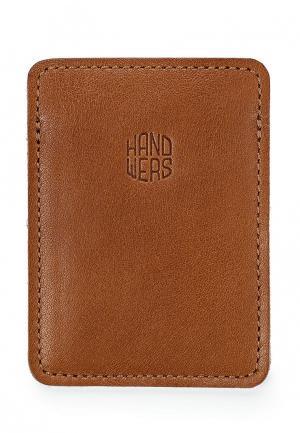 Кредитница Handwers. Цвет: коричневый
