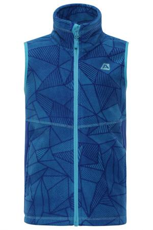Жилет Alpine Pro. Цвет: blue, dark blue