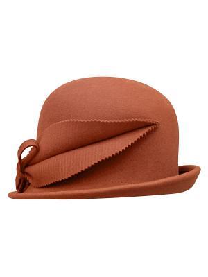 Шляпа Cardinal&Margo. Цвет: горчичный