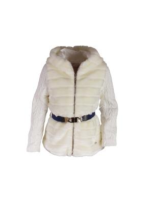 Куртка Comusl. Цвет: белый