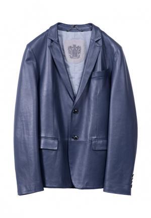 Пиджак GALLOTTI. Цвет: синий