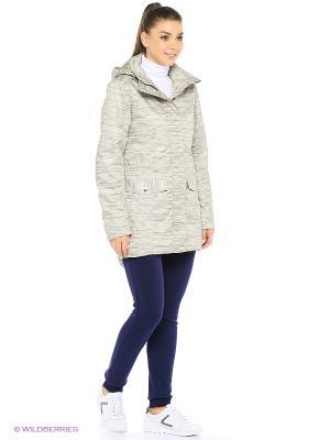 Куртка Stayer. Цвет: бежевый, оливковый, коричневый