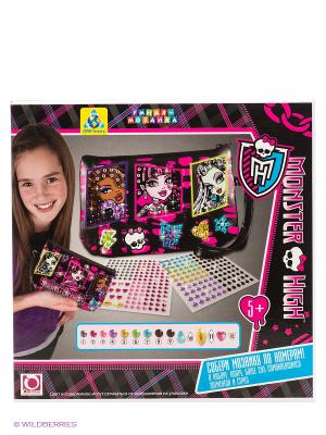 Мозаика-клатч Monster High The ORB factory. Цвет: фуксия