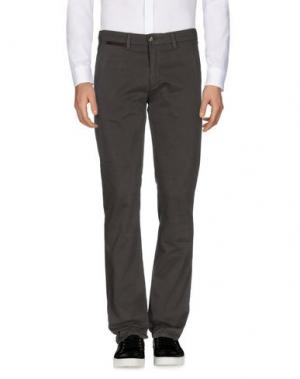 Повседневные брюки ARMATA DI MARE. Цвет: свинцово-серый