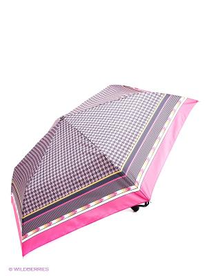 Зонт Fabretti. Цвет: розовый, лиловый, бледно-розовый
