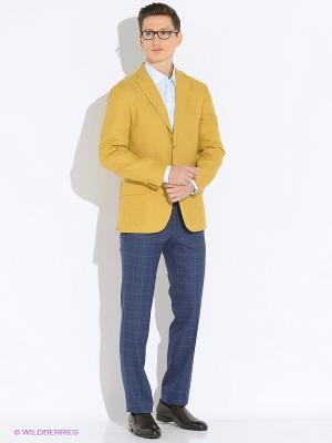 Пиджак Berkytt. Цвет: горчичный