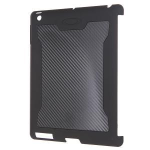Чехол для iPad 3  Cylinder Block Black Oakley. Цвет: черный