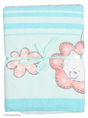 Одеяло Baby Nice. Цвет: голубой