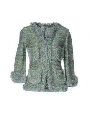 Пиджак CHARLOTT. Цвет: зеленый