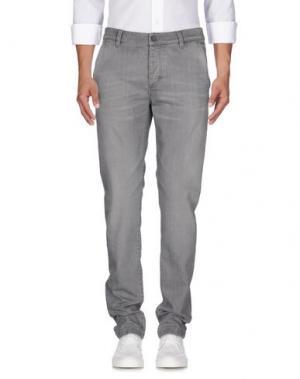Джинсовые брюки CAMOUFLAGE AR AND J.. Цвет: серый