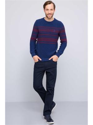 Джемпер U.S. Polo Assn.. Цвет: синий, бордовый
