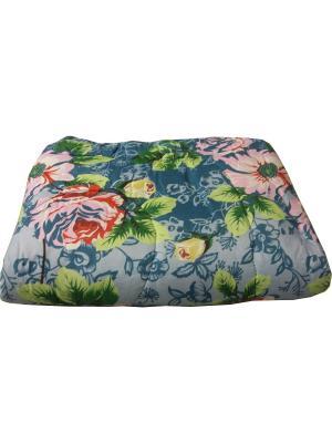 Одеяла Шерстяно-суконная фабрика. Цвет: зеленый