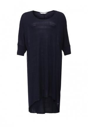 Платье Studio Untold. Цвет: синий