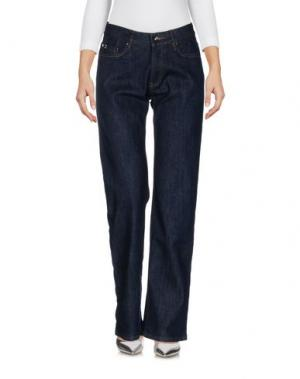 Джинсовые брюки ETNIES. Цвет: синий