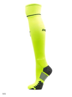 Гетры  AFC (GK and Third) Socks Puma. Цвет: салатовый, желтый