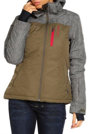 Куртка BRUNOTTI. Цвет: sprout