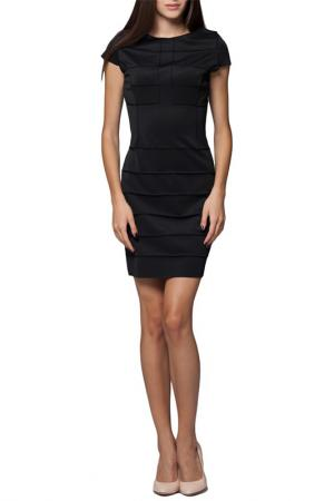 Платье JOELLE YOUNG JO'ELLE. Цвет: black