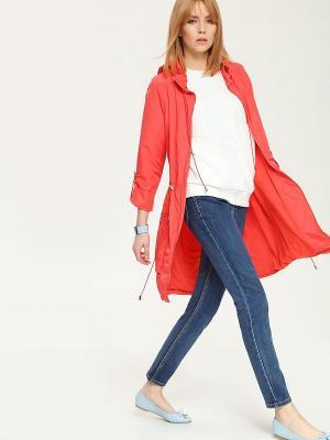 Куртка Drywash. Цвет: оранжевый