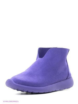 Ботинки Tesoro. Цвет: фиолетовый