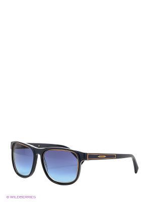 Солнцезащитные очки BLD 1624 101 Baldinini. Цвет: синий, бронзовый
