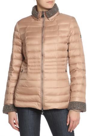 Куртка Pierre Cardin. Цвет: бежевый