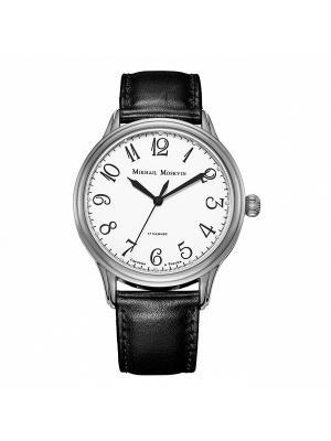 Часы Mikhail Moskvin. Цвет: коричневый, серебристый
