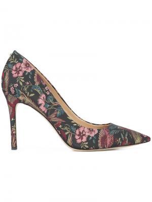 Туфли-лодочки Hazel Sam Edelman. Цвет: чёрный