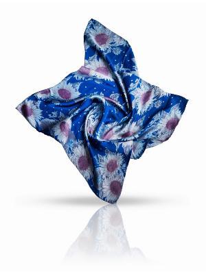 Платки MICHEL KATANA`. Цвет: синий