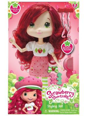 Игрушка Шарлотта Земляничка Кукла для моделирования причесок, 28 см, кор. The Bridge. Цвет: красный