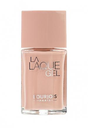 Гель-лак для ногтей Bourjois. Цвет: розовый