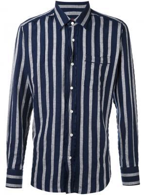 Рубашка Polarise The Gigi. Цвет: синий