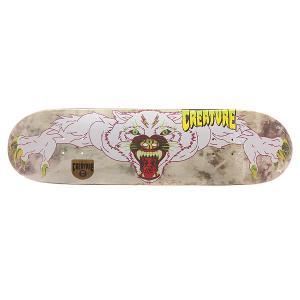 Дека для скейтборда  S6 Hitz Venom Stitches 32.2 x 8.5 (21.6 см) Creature. Цвет: мультиколор