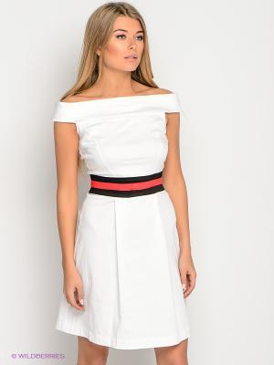 Платье F5. Цвет: белый