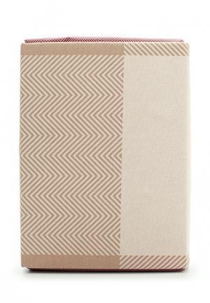 Комплект постельного белья 2-спальный Хлопковый Край. Цвет: бежевый