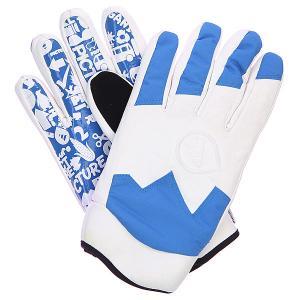 Перчатки сноубордические  Sheeper Blue Picture Organic. Цвет: синий