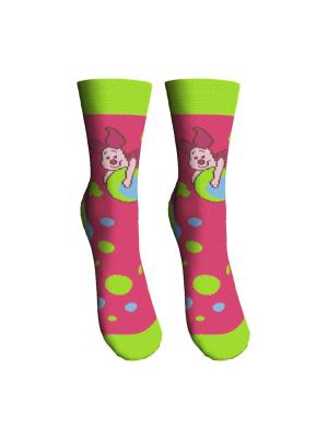 Носки 2 пары Master Socks. Цвет: фуксия